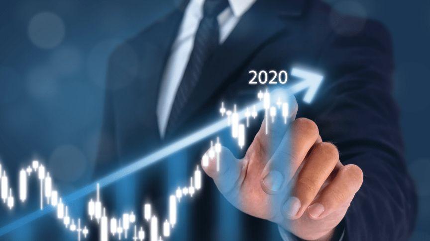 top ngành đầu tư cổ phiếu 2020