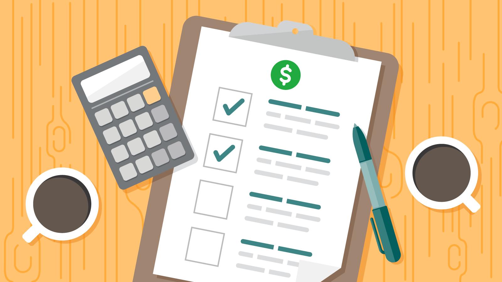 kiểm tra sức khoẻ tài chính